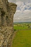 Castelo 7 de Dryslwyn Foto de Stock Royalty Free