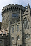 Castelo de Dublin imagens de stock