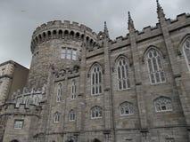 Castelo de Dublin Fotografia de Stock Royalty Free