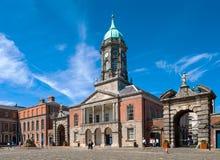 Castelo de Dublin Imagem de Stock Royalty Free
