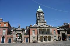 Castelo de Dublin Fotos de Stock Royalty Free