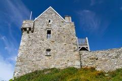 Castelo de Dunasead imagens de stock royalty free