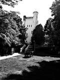 Castelo de Dundjerski fotografia de stock royalty free