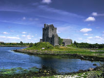 Castelo de Dunguaire Foto de Stock