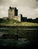 Castelo de Dunguaire Imagem de Stock Royalty Free