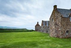 Castelo de Dunnottar imagens de stock royalty free