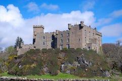 Castelo de Dunvegan. imagens de stock royalty free