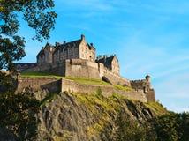 Castelo de Edimburgo Imagens de Stock Royalty Free