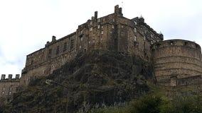 Castelo de Edimburgo Imagens de Stock