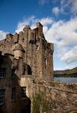 Castelo de Eilean Donan imagens de stock royalty free