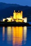 Castelo de Eilean Donan Foto de Stock