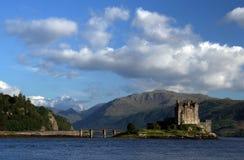 Castelo de Eilean-Donan Imagens de Stock