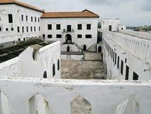 Castelo de Elmina Imagem de Stock Royalty Free
