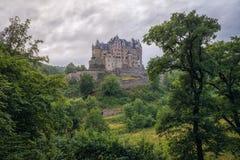 Castelo de Eltz Imagem de Stock