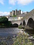 Castelo de Enniscorthy imagens de stock