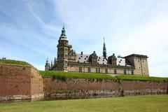 Castelo de Europa Imagem de Stock Royalty Free