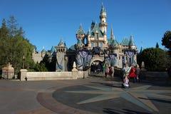 Castelo de Fantasyland Disneylândia Fotografia de Stock