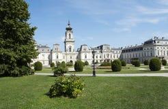 Castelo de Festetics em Hungria Fotografia de Stock