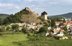 Castelo de Filakovo, Eslováquia Fotos de Stock