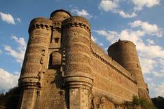 Castelo de Fougeres Imagem de Stock Royalty Free