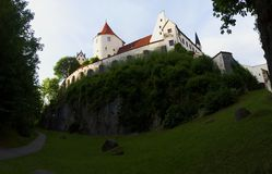Castelo de Fussen Fotografia de Stock