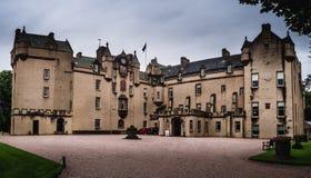 Castelo de Fyvie Imagens de Stock