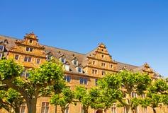 Castelo de Giessen Fotografia de Stock