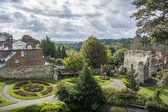 Castelo de Guildford Imagem de Stock Royalty Free