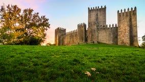 Castelo De guimarães Fotografia Royalty Free