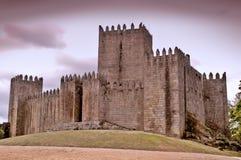 Castelo de Guimarães Foto de Stock