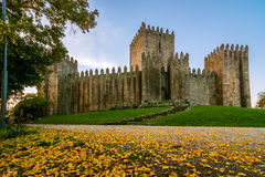 Castelo de Guimaraes royalty free stock photo