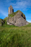 Castelo de Gylen, Kerrera, Argyll e Bute, Escócia Imagens de Stock