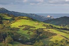 Castelo de Harlech Fotografia de Stock Royalty Free
