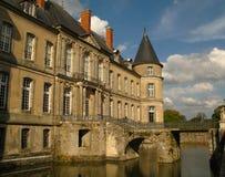 Castelo de Haroue 03, France Fotografia de Stock Royalty Free