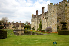 Castelo de Hever na mola Foto de Stock Royalty Free
