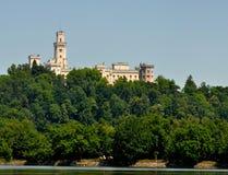 Castelo de Hluboka Imagem de Stock Royalty Free