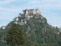 Castelo de Hochosterwitz imagens de stock royalty free