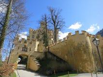 Castelo de Hohenschwangau Imagens de Stock