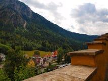 Castelo de Hohenschwangau Imagem de Stock Royalty Free