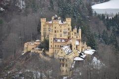 Castelo de Hohenschwangau Imagem de Stock