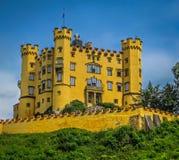 Castelo de Hohenschwangau - Fussen, Alemanha Imagem de Stock