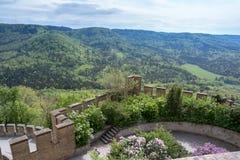 Castelo de Hohenzollern, Alemanha imagem de stock royalty free
