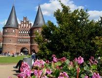 Castelo de Humburg imagem de stock