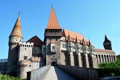 Castelo de Huniazilor Fotografia de Stock Royalty Free