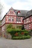 Castelo de Idstein, Alemanha Imagens de Stock