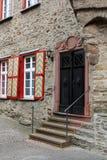 Castelo de Idstein, Alemanha Foto de Stock