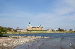 Castelo de Kalmar Imagens de Stock Royalty Free