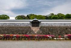 Castelo de Kanazawa Fotos de Stock Royalty Free