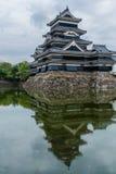 Castelo de Kanazawa Fotografia de Stock