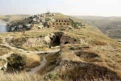 Castelo de Karak em Jordânia foto de stock royalty free